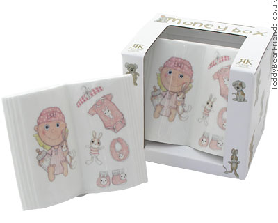 Roy Kirkham Baby Money Box