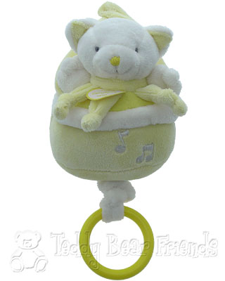 Doudou et Compagnie Baby Musical Pullstring Cat