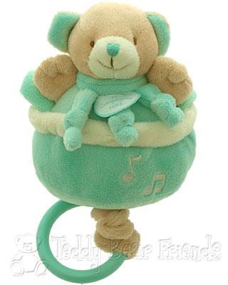 Doudou et Compagnie Baby Musical Pullstring Teddy Bear