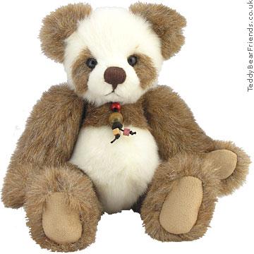 Charlie Bears Boo Boo Baby Panda