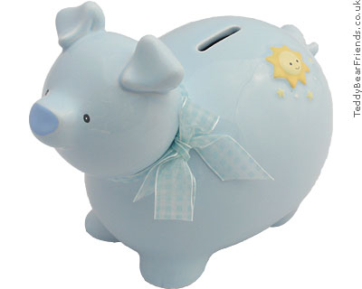 Baby Gund Baby Piggy Bank