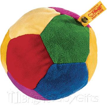Steiff Baby Baby Rattle Ball