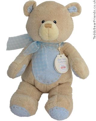 Baby Gund Bear Tales Baby Boy Teddy