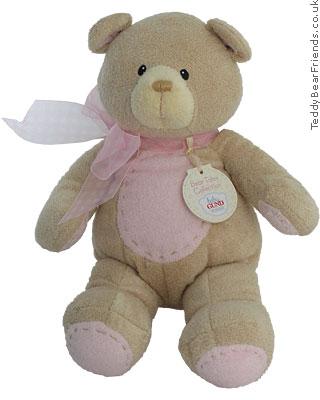 Baby Gund Bear Tales Baby Girl Teddy