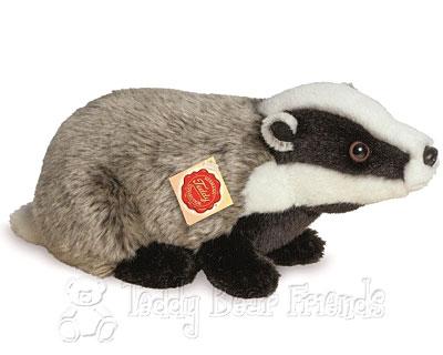 Teddy Hermann Badger Soft Toy