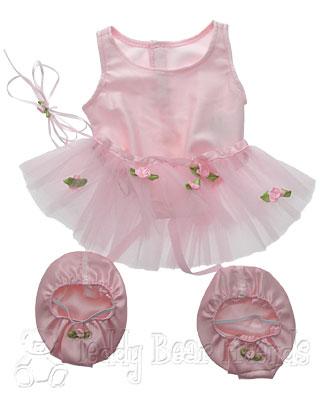 Teddy Bear Clothes Shop Ballerina Teddy Bear Outfit