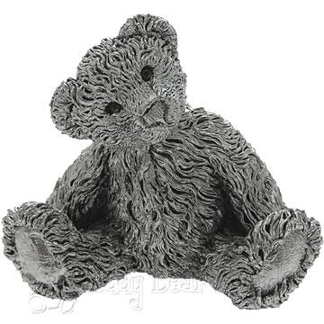 Royal Selangor Basil Teddy Bear Pewter Ornament
