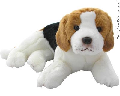 Teddy Hermann Beagle Dog