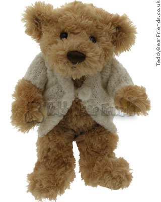 Gund Bear in Cardigan