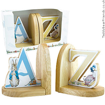Beatrix Potter Bookends Rainbow Designs PO1039