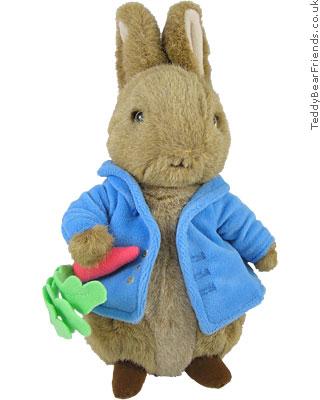 Augusta Du Bay Classic Peter Rabbit Musical