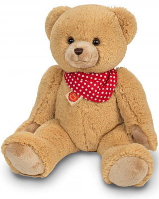 Teddy Hermann Teddy Beige with Neckerchief