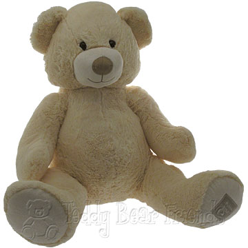 Histoire d'Ours Bel Ours Very Large Teddy Bear