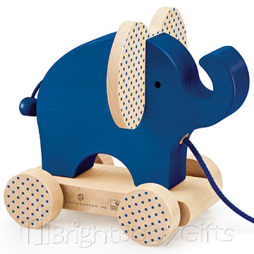 Bellybutton Bellybutton Elephant Pull Along Toy