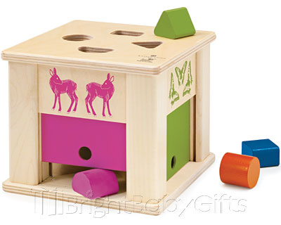 Bellybutton Bellybutton Favourite Animals Sorting Box