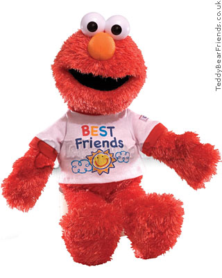 Gund Best Friends Elmo