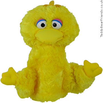 Gund Big Bird Hand Puppet
