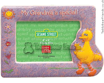 Gund Big Bird Photo Frame