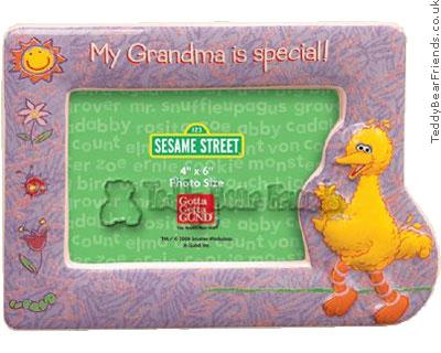 Gund Big Bird Photo Frame