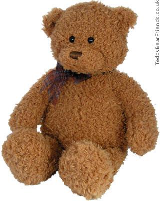 Gund Preston Brown Bear