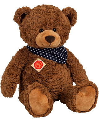Teddy Hermann Big Brown Teddy Bear