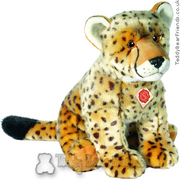 Teddy Hermann Big Cheetah