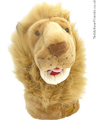 Big Puppet Lion The Puppet Company Teddy Bear Friends