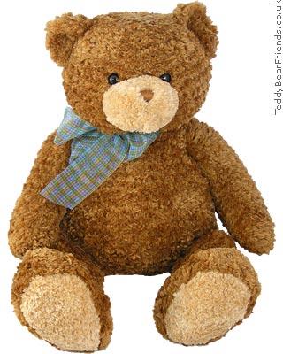 Huge Teddy Bear on Dylan   Gund   Teddy Bear Friends