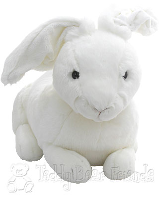 Gund Babs White Rabbit