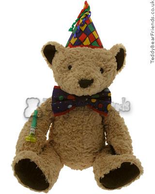 Teddy Bear Friends Birthday Party Bear