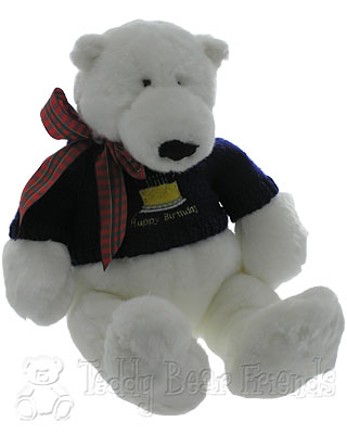 Teddy Bear Friends Exclusive Happy Birthday Bear