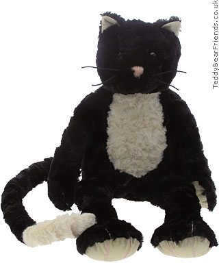 Jellycat Black and White Cat