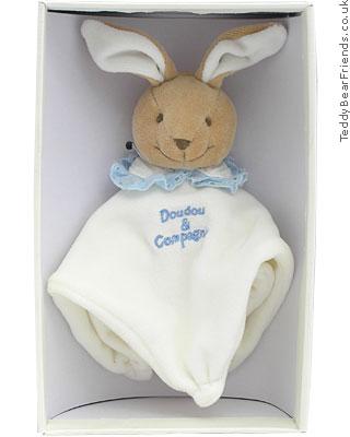 Doudou et Compagnie Blue Baby Doudou