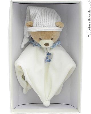 Doudou et Compagnie Blue Bear Doudou