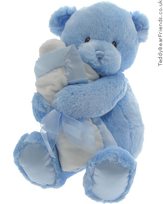 Loveable Hugs Blue Baby Gund 58891