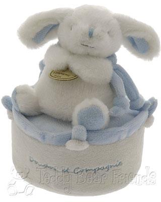 Doudou et Compagnie Bonbon Rabbit Musical Carousel