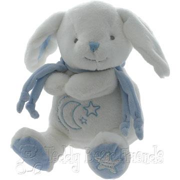 Doudou et Compagnie Bonbon Rabbit Musical Nightlight