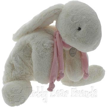 Doudou et Compagnie Bonbon Rabbit Pyjama Bag