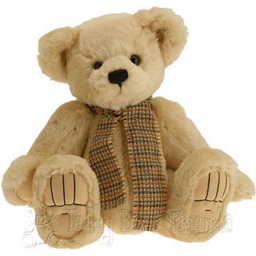 Clemens Spieltiere Bonnie Cream Teddy Bear