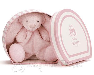 Jellykitten Boubou Pink Bunny Comforter