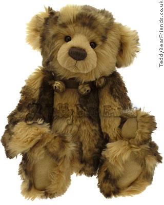 Charlie Bears Bradley Bear