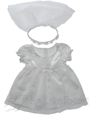 Teddy Bear Clothes Shop Bride Teddy Bear Outfit