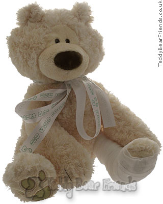 Teddy Bear Friends Exclusive Broken Leg Bear