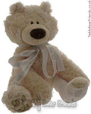 Teddy Bear Friends Exclusive Broken Leg Bear