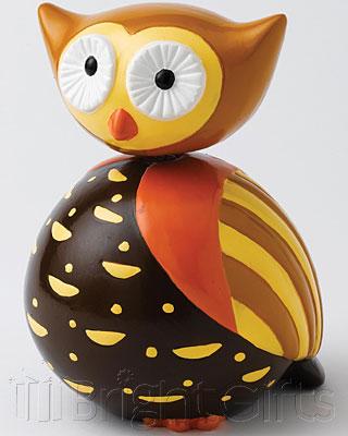 Nodibank Brown Owl Money Bank