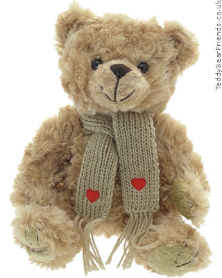 Bukowski Love Heart Bear