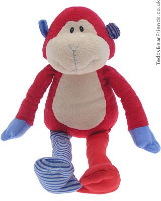 Baby Gund Busybuds Monkey