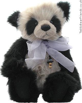 Charlie Bears Lucas Giant Panda Bear