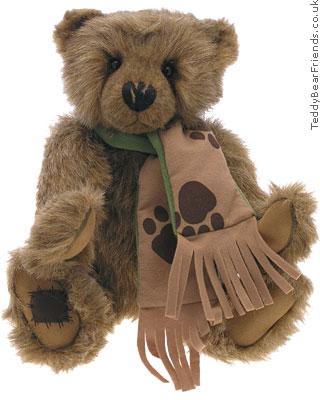 Charlie Bears Archie Bear