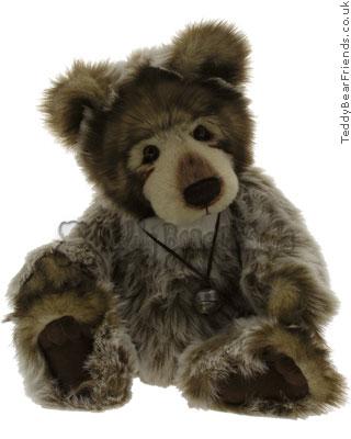 Charlie Bears Diesel Bear
